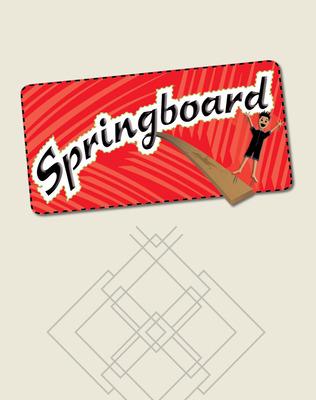 Springboard, Level F Set