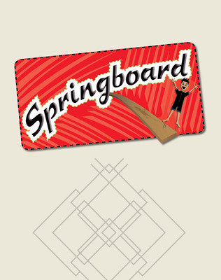 Springboard, Little Big Book Collection 1