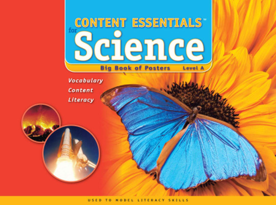 Content Essentials Grades K-2: Poster Big Book