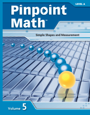 Pinpoint Math Grade 1/Level A, Student Booklet Volume V