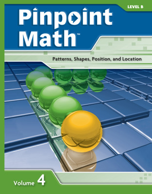 Pinpoint Math Grade 2/Level B, Student Booklet Volume IV