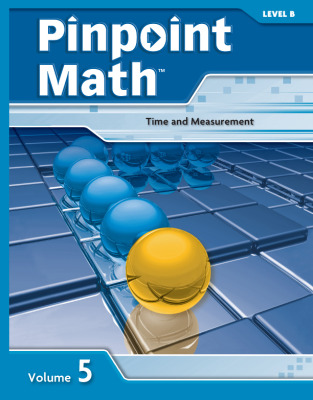 Pinpoint Math Grade 2/Level B, Student Booklet Volume V