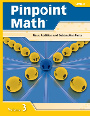 Pinpoint Math Grade 3/Level C, Student Booklet Volume III