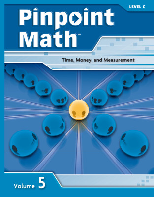 Pinpoint Math Grade 3/Level C, Student Booklet Volume V