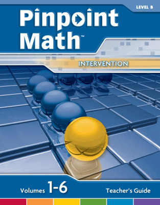Pinpoint Math Grade 2/Level B, Teacher's Guide'