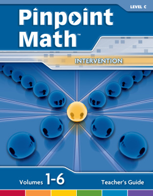 Pinpoint Math Grade 3/Level C, Teacher's Guide'