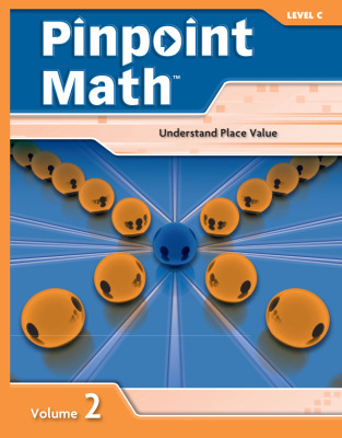 Pinpoint Math Grade 3/Level C, Student Booklet Volume II (5-pack)