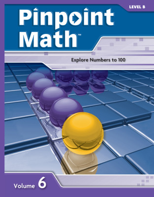 Pinpoint Math Grade 2/Level B, Student Booklet Volume VI (5-pack)
