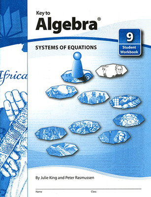 Key to Algebra, Book 9: Systems of Equations