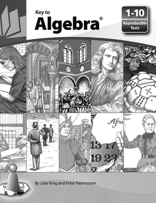 Key to Algebra, Books 1-10, Reproducible Tests