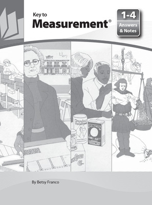 Key to Measurement, Books 1-4, Answers and Notes