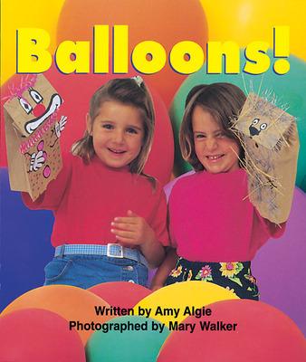 Storyteller, First Snow, (Level F) Balloons! 6-pack