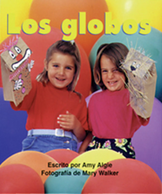 Storyteller, Spanish, First Snow, (Level E) Balloons!, Los globos 6-pack