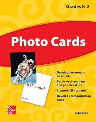 Reading Wonders, Grade K, Photo Cards Grade K-2
