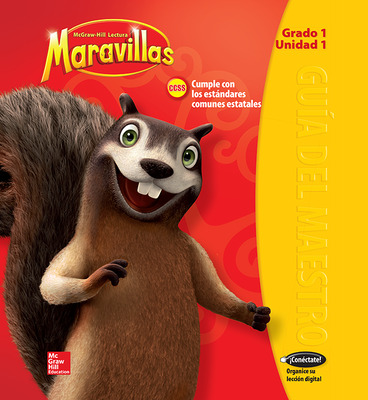 Lectura Maravillas, Grade 1, Teacher's Edition Volume 1