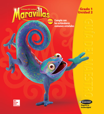 Lectura Maravillas, Grade 1, Teacher's Edition Volume 2