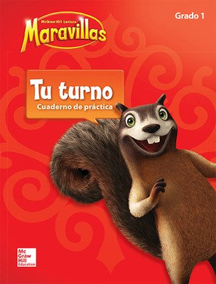 Lectura Maravillas, Grade 1, Your Turn Practice Book