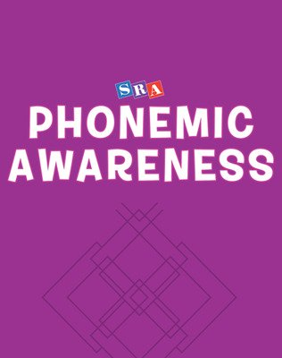 Phonemic Awareness Teacher Materials with online teacher subscription, 6-year