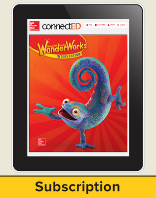 Reading Wonderworks Kits 6 Year Subscription Grade 1