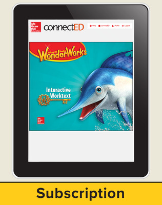 Reading Wonderworks Kits 6 Year Subscription Grade 2