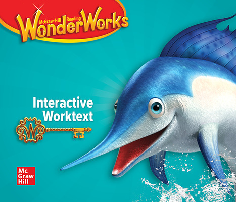 Reading Wonderworks Interactive Worktext Grade 2