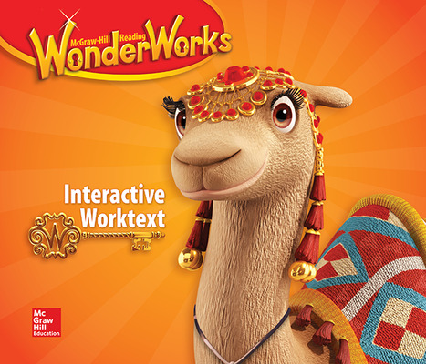 Reading Wonderworks Interactive Worktext Grade 3