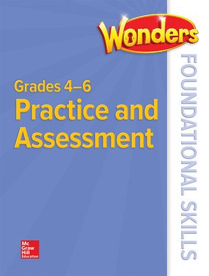 Reading Wonderworks Foundational Skills Practice Black Line Masters Grade 4-6