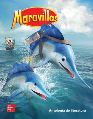 Lectura Maravillas 2017 Literature Anthology Grade 2