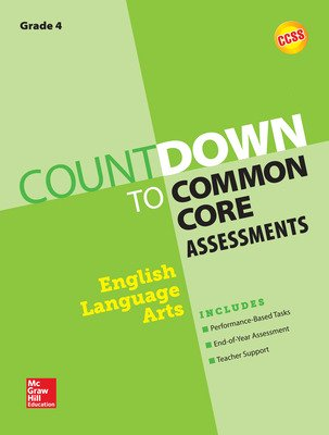 Countdown to Common Core Assessments Grade 4: ELA