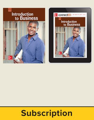 Glencoe Introduction to Business, Print Student Edition and Online SE Bundle, 1 year subscription