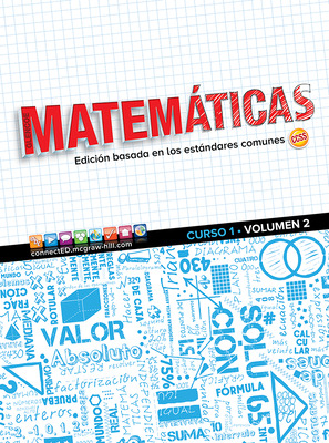 Glencoe Math, Course 1, Volume 2, Spanish Student Edition