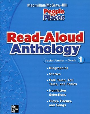 Macmillan/McGraw-Hill Social Studies, Grade 1, Read Aloud Anthology