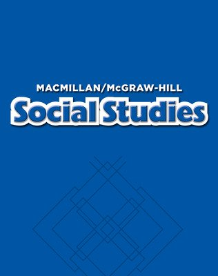 Macmillan/McGraw-Hill Social Studies, Grades 3-6, National Geographic Intermediate Atlas
