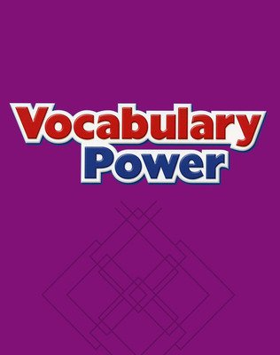 Macmillan/McGraw-Hill Social Studies, Grade 3, Vocabulary Power Blackline Masters