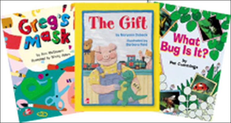 McGraw-Hill Language Arts, Grade 1, Literature Big Book Package