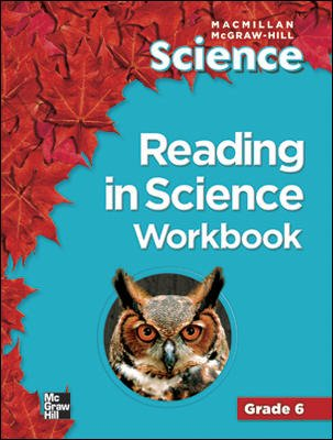 Macmillan/McGraw-Hill Science, Grade 6, Reading in Science Resources BLM