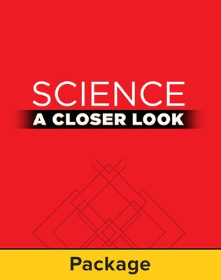 Science, A Closer Look Grade 1, Teacher Resource Package