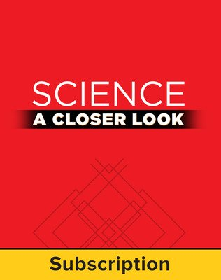 Science, A Closer Look Grade 1, StudentWorks Plus Online 2011 (6 year subscription without purchase of SE)