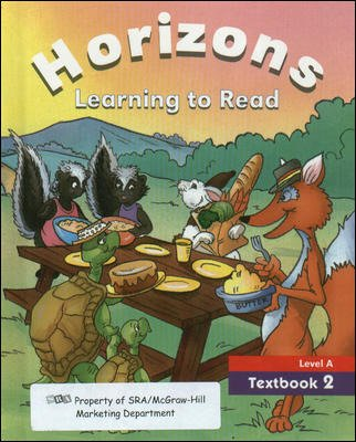 Horizons Level A, Student Textbook 2