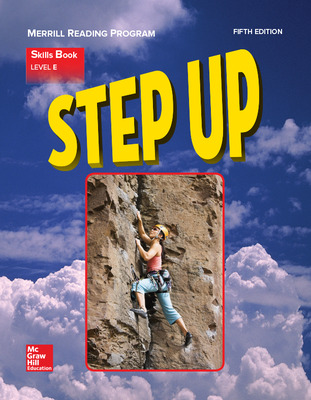 Merrill Reading Program, Step Up Skills Book, Level E