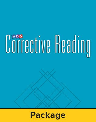 Corrective Reading Decoding Level B1, Student Workbook (pack of 5)