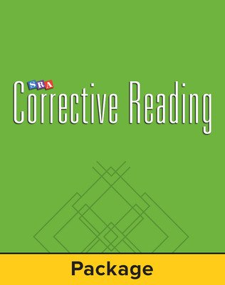 Corrective Reading Decoding Level C, Student Workbook (pack of 5)