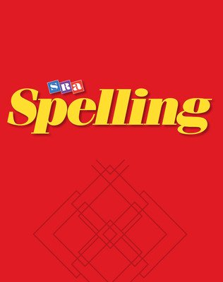 SRA Spelling, Teacher Resource Book, Grade 6