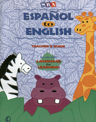 Español to English, Additional Teacher Guide