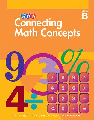 Connecting Math Concepts Level B, Math Facts Blackline Masters