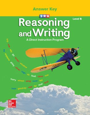 Reasoning and Writing Level B, Grades 1-2, Additional Answer Key