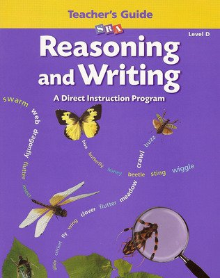 Reasoning and Writing Level D, Additional Teacher's Guide