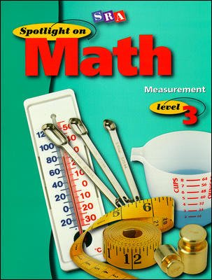 Spotlight on Math, Measurement Workbook, Grade 3 (Pkg. of 10)