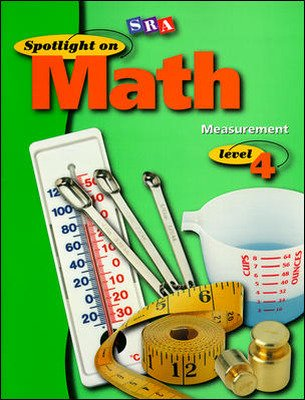 Spotlight on Math, Measurement Workbook, Grade 4 (Pkg. of 10)