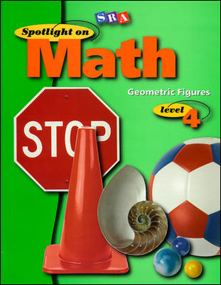 Spotlight on Math, Geometric Figures Workbook, Grade 4 (Pkg. of 10)